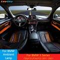 LED Decorative Auto Ambient Lamp For BMW 3 Series F30/F31/F34/F35 2011-2021 Car Interior Light Accessories Decoration Door