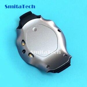 Image 4 - Для Garmin Forerunner 610 GPS спортивной задней крышки часов чехол с литий ионной батареей с металлической кнопкой