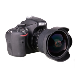 Image 4 - 8mm F/3.0 Ultra Wide Angle Fisheye Lens for Nikon DSLR Camera D3100 D3200 D5200 D5500 D7000 D7200 D800 D700 D90 D7100  free ship