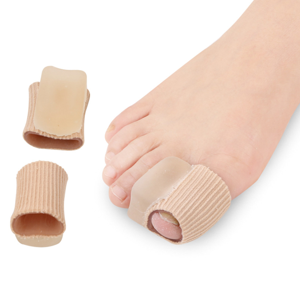 2Pcs Bunion Toe Separator Foot Care Tool Gel Hallux Valgus Correction Separators Valgus Stretchers Bone Thumb Massage Z24301