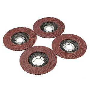 1pcs Professional Flap Discs 115mm 4.5 Inch Sanding Discs 60 Grit Grinding Wheels Blades For Angle Grinder