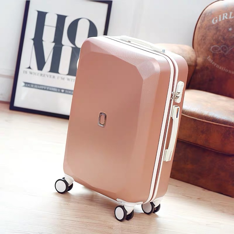 Image 4 - TRAVEL TALE women cute carry on trolley set abs girls travel 
