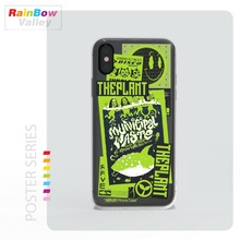 graffiti Unique Character Theplant wholesale case for iPhone iPhone11 11Pro Max For X XR XS 7 8 Plus Phone Case PREVAIL Cover broccoli character deck case collection max kirifuda