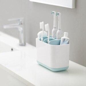 Зубная паста держатель электрическая зубная щетка сушилка для мыла Чистящая Щетка для хранения