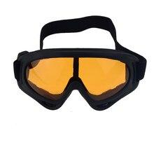 Moto Anti-UV spolaryzowane okulary wiatrówka rowerowe gogle na motocykl Outdoor Sports