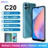 "BLACKVIEW OSCAL C20 Android 11 3G Smartphone 1GB+32GB 6.088"" Cellphone 3380mAh Dual Camera Mobile Phone Face Unlock Celular"