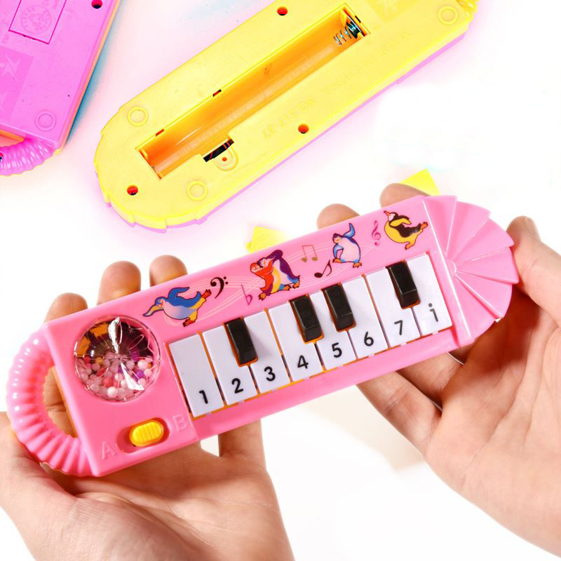 Baby Musical Educational Animal Farm Piano Developmental Music Toy Piano Wonderful Fun Toys For Children Kids Gift