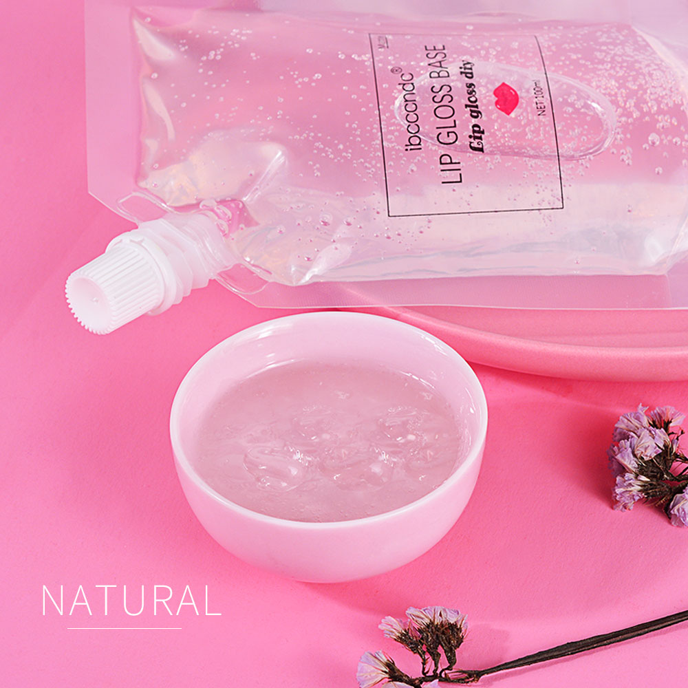 DIY Clear Lip Gloss Base Gel Moisturizing Lipstick Material Gel For DIY Lip Gloss Making Kit Handmade Liquid Lipstick Makeup