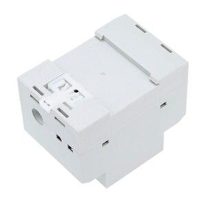 Image 5 - D52 2047 AC 80 300V 0 100A Su Guida Din LED Voltmetro Amperometro Tensione contatore di Energia Attiva del Fattore di Potenza Volt di Corrente multi funzione
