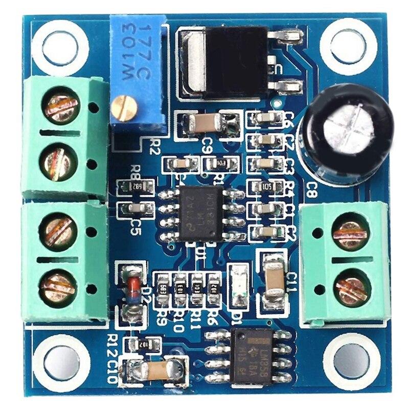 תדר מתח ממיר 0-1KHz כדי 0-10V דיגיטלי לאנלוגי מתח אות המרה מודול
