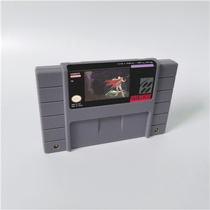 Image 4 - Chrono Trigger or Crimson ecos o llama de la eternidad o Prophets Guile tarjeta de juego RPG versión de EE. UU. Batería en inglés guardar