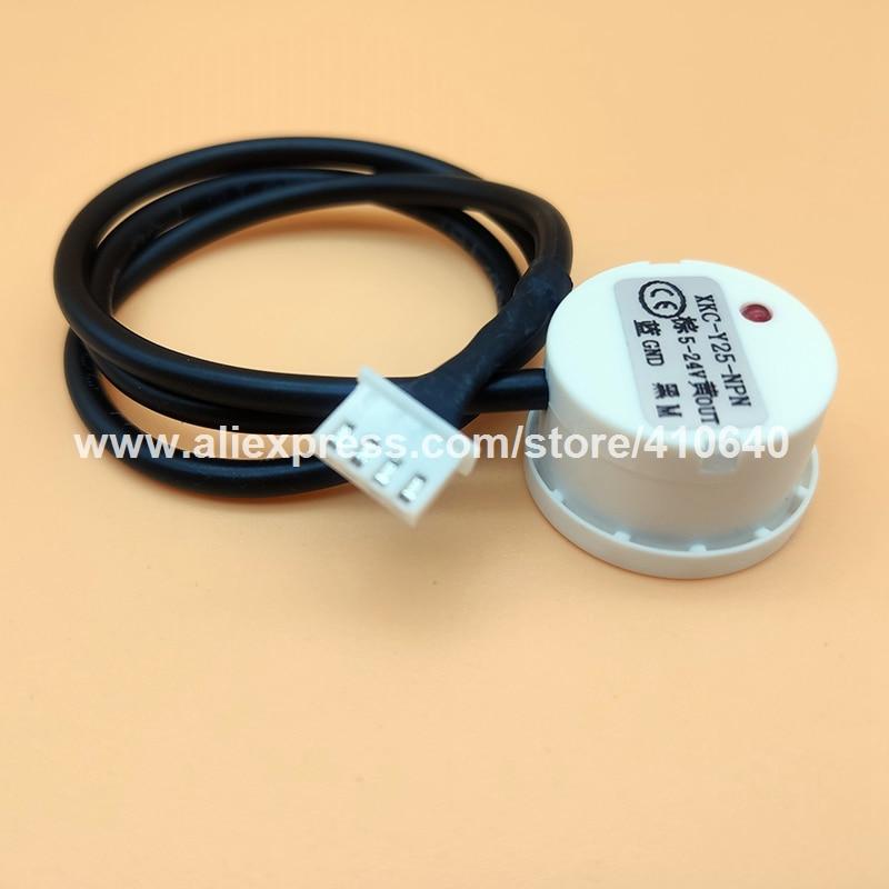 XKC-Y25-NPN Tipo de adherencia sin contacto Sensor de nivel de agua - Instrumentos de medición - foto 3