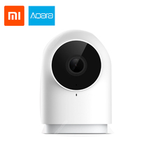 Xiaomi Aqara Smart Network G2 Camera Gatway Edition 1080p 140 Wide Angle Night Vision Zigbee Version Wifi IP Baby Monitoring In Russia Stock