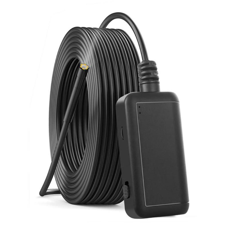 WiFi 5MP HD 1920P 6 LED Lens Endoscope IP67 Industrial Inspection Camera With 2/5/10m Wire Video Surveillance Camera