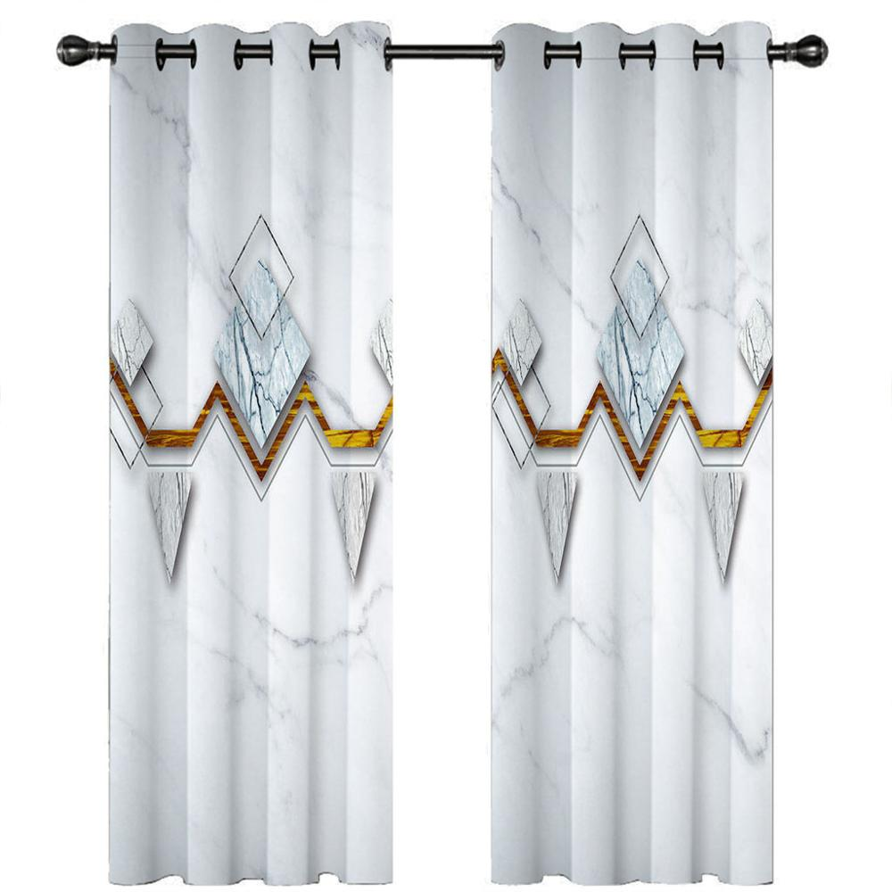 Купить 3d шторы для спальни современные роскошные оконные светонепроницаемые
