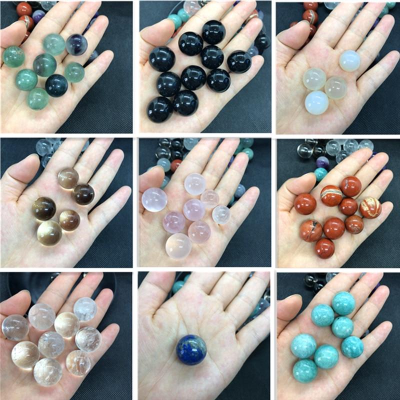 1x Natural Lapis Lazuli Ball Quartz Crystal Sphere Balls Healing Crystal Ball Gemstones Natural Quartz Crystals Balls