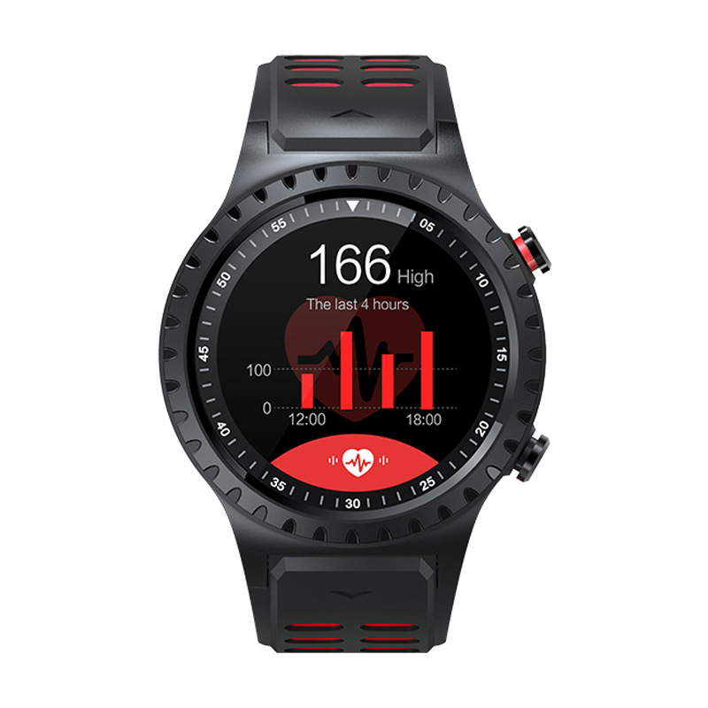 <font><b>M1</b></font> Smart <font><b>Watch</b></font> Support SIM & Bluetooth Phone Call GPS Smartwatch Phone IP67 Waterproof Heart Rate Monitor Clock Men Women image
