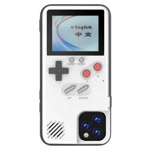 Image 2 - Retro kolorowy pokrowiec na Iphone 12 Pro Max 7 8 plus X XR XS pokrowiec na iphone 12 Pro na iphone 12 Pro Max 12 pokrowiec Gameboy