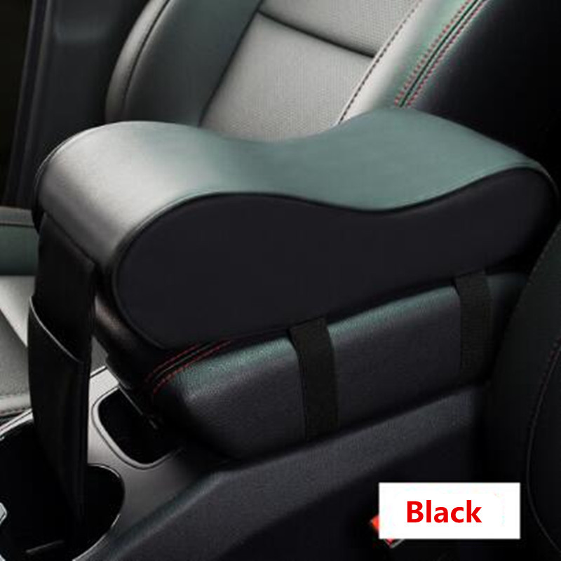 2020 New Auto Center Console Arm Rest Pad Car Styling for Volkswagen VW Golf 4 6 7 GTI Tiguan Passat B5 B6 B7 CC Jetta Polo|Armrests| |  - title=