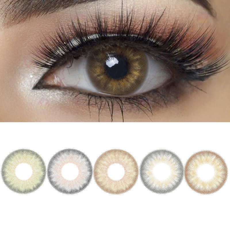 Symphony Colored Contacts