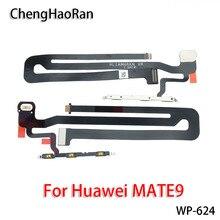 ChengHaoRan 2 шт./лот для huawei MATE9 MATE9pro MATE10 MATE10pro MATE20 гибкий кабель кнопка включения и выключения питания шлейф