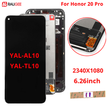 Display For huawei honor 20 Pro LCD Display Touch Screen New Digitizer Assembly Screen on For huawei honor 20 Pro YAL AL10/TL10