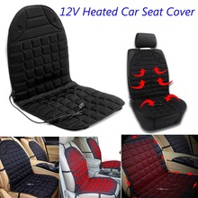 12V  Heated Car Seat Cushion Cover Auto Heater car electrically heats the seat cover