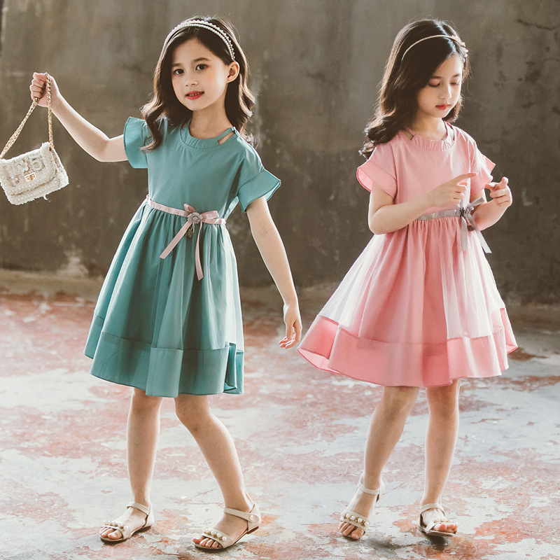 <font><b>Girls</b></font> <font><b>dress</b></font> 2020 <font><b>summer</b></font> kids clothing 6 8 10 <font><b>12</b></font> <font><b>years</b></font> <font><b>old</b></font> baby <font><b>girl</b></font> party wedding <font><b>dress</b></font> children <font><b>Girl</b></font> princess <font><b>dress</b></font> image