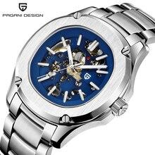 PAGANI DESIGN Fashion Mens Watches Top Brand Luxury Automati