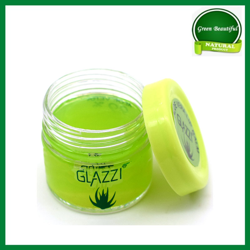 Aloe Vera 99% Lip Care Dryness Soothing Gel Hydrating Moisturizing Lip Balm Lip Mask Cream Makeup Lip Base Primer