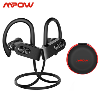 Mpow Flame 2 ipx7 Waterproof 13H Playback Bluetooth 5.0 Sports Earphone CVC6.0 Noise Cancelling For iPhone Samsung Huawei Xiaomi 1
