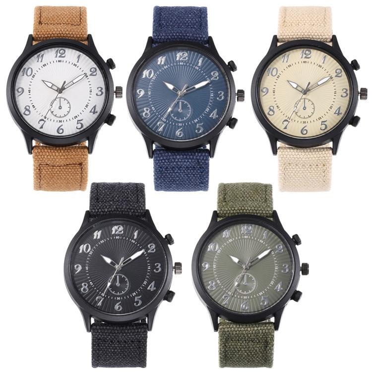 Fashion Belt Series Bracelet Watch Exquisite Multicolor Circular Joker Men Wrist Watches