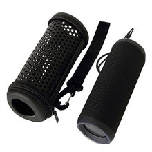 EPULA Hot Sale Portable Waterproof Hard Travel Bag Black Storage Case Cover For JBL Flip 4 3 2 1 Bluetooth Speaker Outdoor(China)