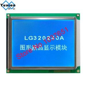 Image 4 - 320240 display lcd del pannello di RA8835 blu o FSTN bianco led con touch panel LG320240A invece WG320240C0 TMI TZ # HG32024014
