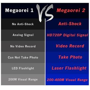 Image 5 - حار جديد تلسكوب للرؤية الليلية في الهواء الطلق الصيد البصرية البصر مناظير مع LCD و IR مصباح يدوي لا تشمل نطاق بندقية
