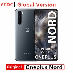 Global Version OnePlus Nord 5G Snapdragon 765G Smartphone 12GB 256GB 6.44'' 90Hz AMOLED Screen 48MP Quad Cams Warp Charge 30T