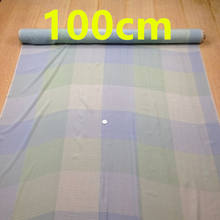#z54#,100% Silk fabric chiffon,width:110cm,thickness:5mm,LENGTH:100CM,thin(China)