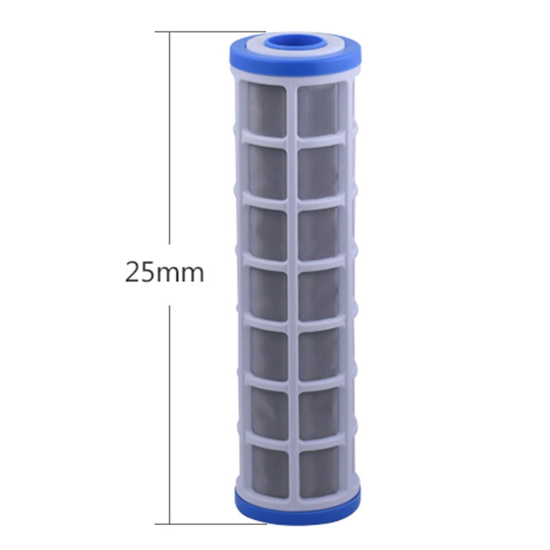 Hot Sale 10 Inch Stainless Steel Wire Mesh Filter Cartridge Water Purifier Pre Filter For Scale Prevention