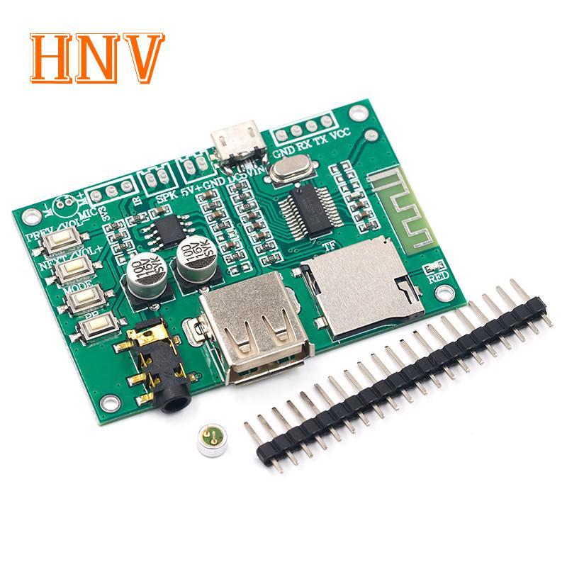 BT201-Módulo de placa de potencia de Audio, amplificador de potencia de Audio sin pérdidas, tarjeta Tf, U Disk Ble Spp, puerto de serie transparente Trans, modo Dual 5,0