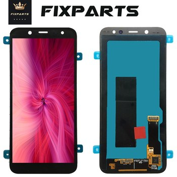 5.6For Samsung Galaxy A6 2018 LCD A600F A600FN Display Touch Screen Digitizer Assembly A6 Replacement For SAMSUNG A600 LCD