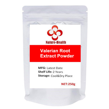 Valerian Root Extract Powder Regulates Healthy Sleep Cycle Promotes Relaxation & Stress Relief фото