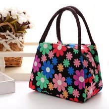 Canvas waterproof printing women's mini handbags ladies tote bags money package female phone pouches bolsos bolsas for girls(China)
