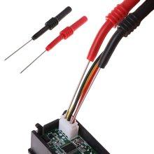 Измерительные выводы контактный штифт l95мм гибкие наконечники