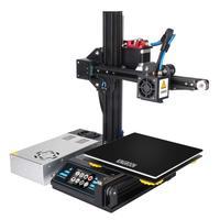 Kingroon 3d impressora ultrabase cama aquecida construir placa de vidro de superfície 180*180*3.8mm plataforma de impressão de cama quente para kp3 Peças e acessórios em 3D     -