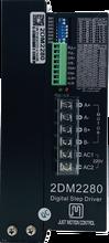 2DM2280 NEMA42 NEMA52 2 fase driver del motore passo passo 32bit DSP AC80 220V 8.2A JMC