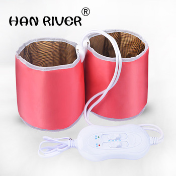 HANRIVER  Quick sell hot sales arm massager electric wrist elbow joint pain shake massage massage therapy heat meter.