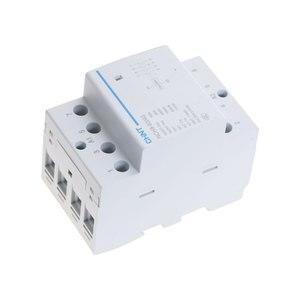 Image 3 - CHNT NCH8 63/40 4 Pole 63A 4NO su guida DIN contattori contattore per la casa modulare Modulare Contattore di CA