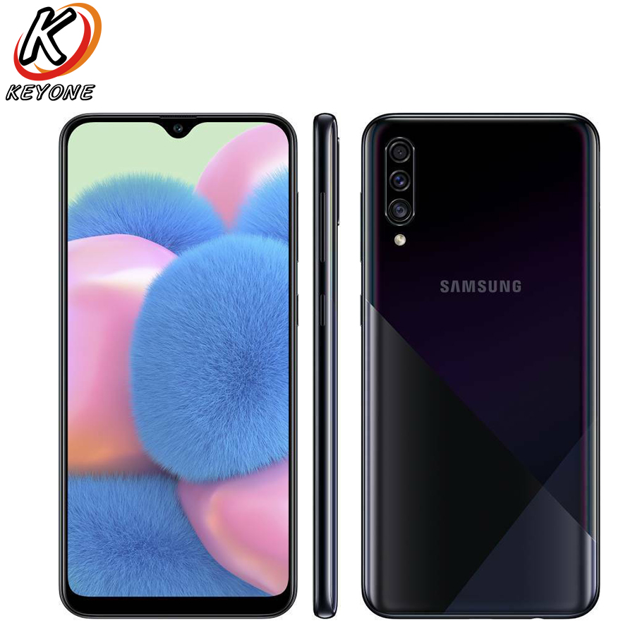 New Samsung Galaxy A30s A307GN-DS 4GB RAM 64/128GB ROMMobile Phone 6.4