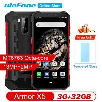 Ulefone Armor X5 – Kestävä puhelin metsästykseen