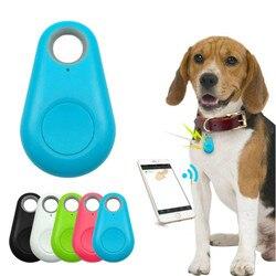 Pets Smart Mini GPS Tracker Anti-Lost Waterproof with Bluetooth for Pet Dog Cat Keys Wallet Bag Kids Trackers Finder Equipment